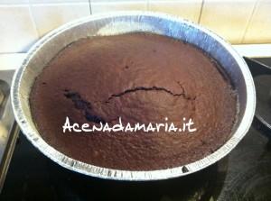 Torta al cioccolato soffice (1 1