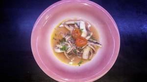 Calamari con pomodorini perino 1
