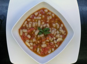 Fagioli all'uccelletto 1